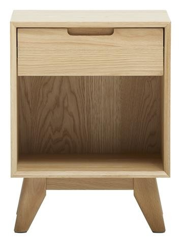 Rho Bedside With 1 Drawer