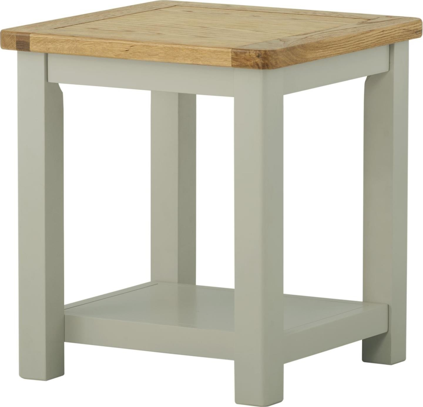 Maine Lamp Table Stone