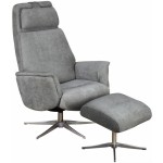 Arbroath Recliner & Footstool
