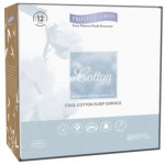 Single Cotton Cool Mattress Protector