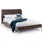 135 Deco Fluted Bed