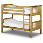 Single Bed Barcelona Bunk Pine