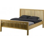 Como 135 Bed Oiled Oak