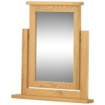 Maine Swing Mirror In Oak