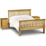 Barcelona 135 Hfe Bed Pine