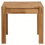 Royal Oak Lamp Table With Drawer