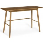 Malmo Oak Console Table